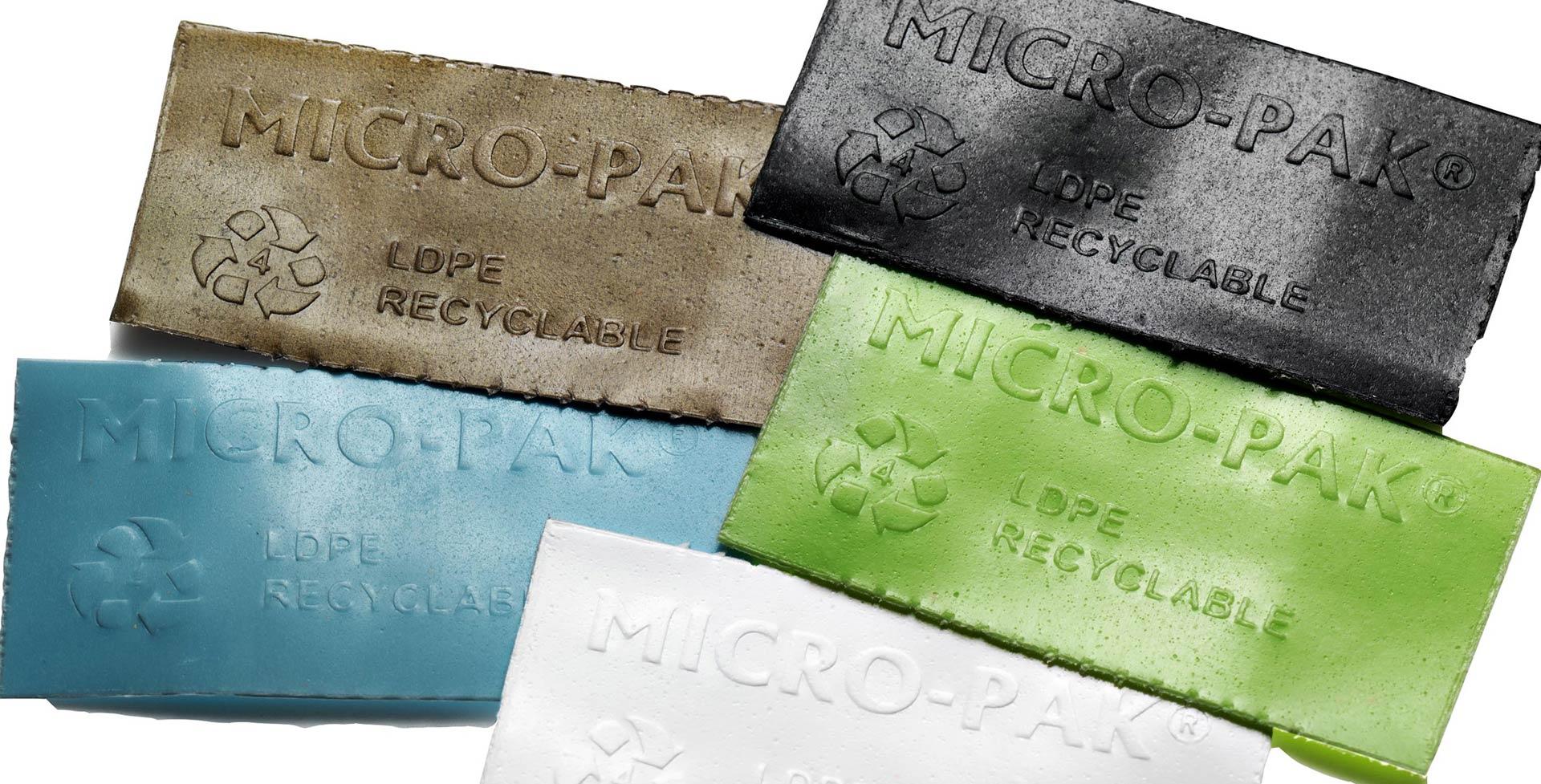 MICRO-PAK стикери и листове