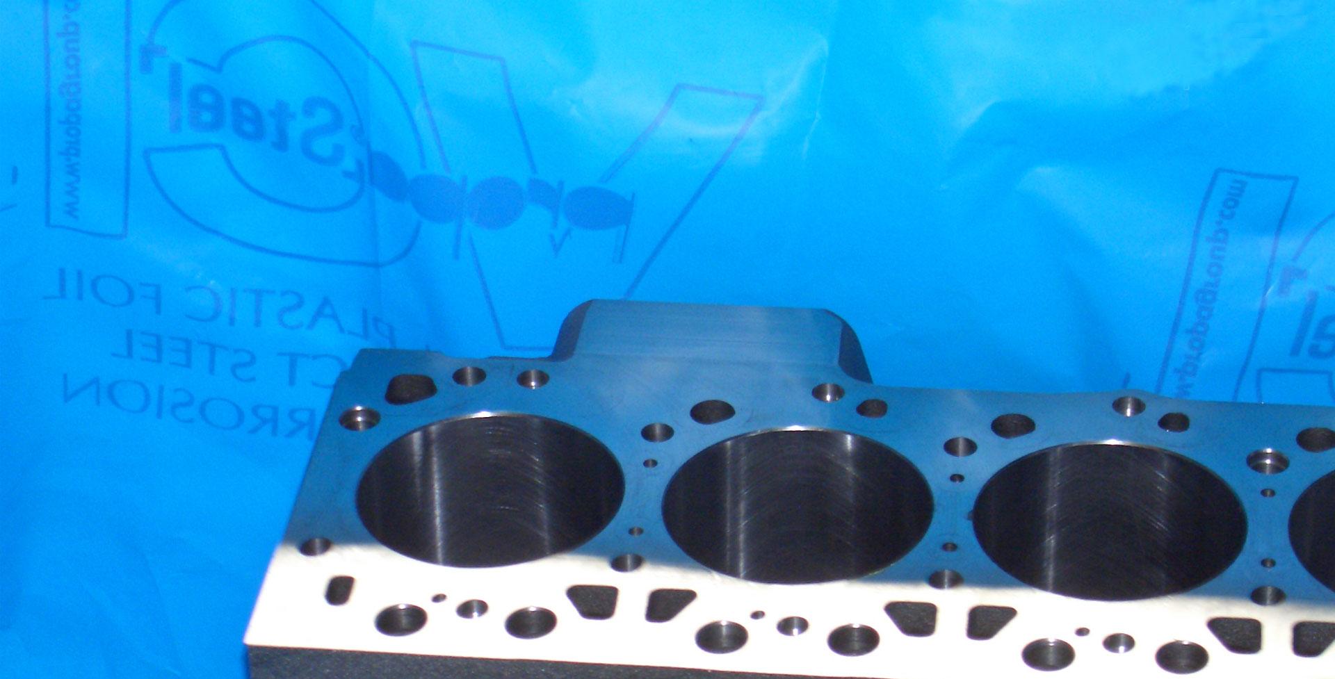 PROPASTEEL VCI високо устойчиво на корозия пластмасово фолио