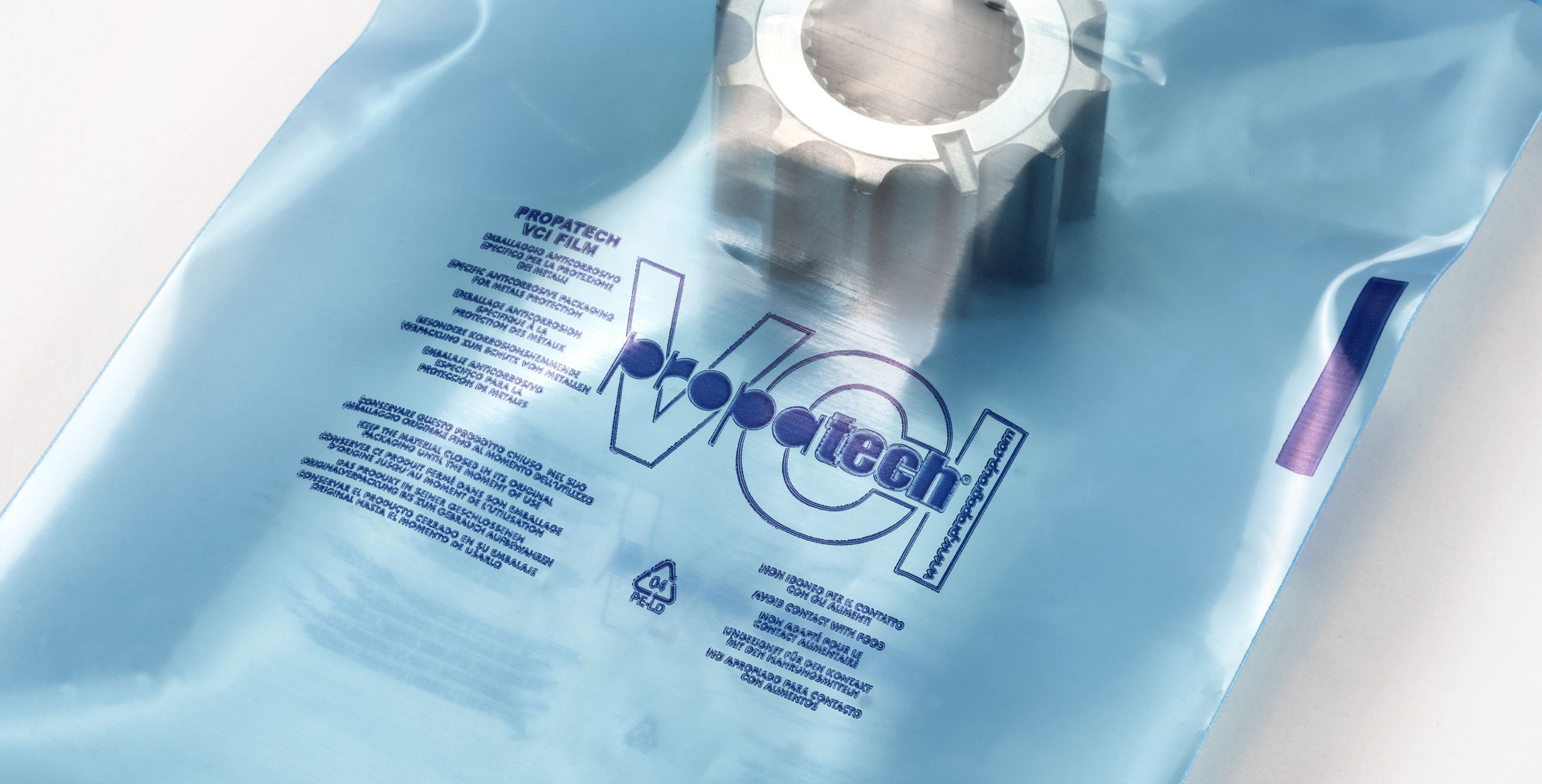PROPATECH VCI антикорозионни полиетиленови материали