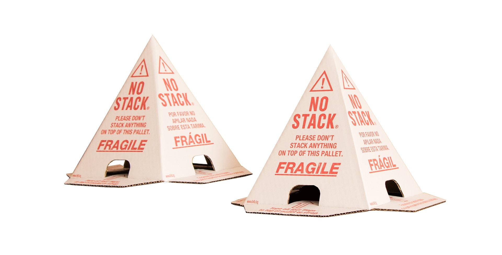 Пирамида Do Not Stack/ Не поставяй отгоре